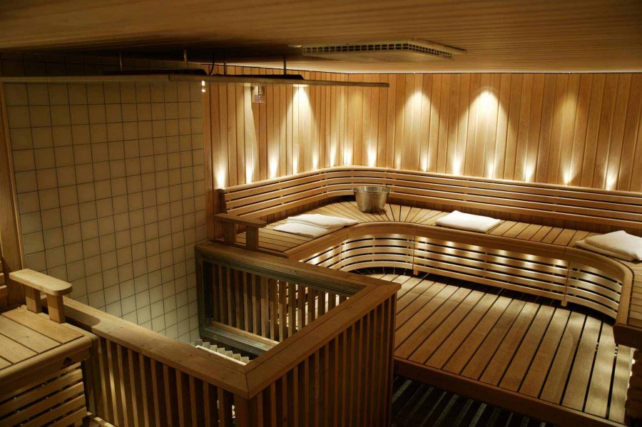 Sauna Room Ideas
